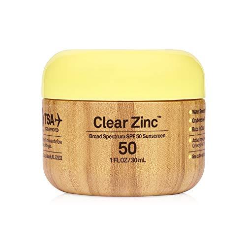 Sun Bum - Unisex Clear Zinc Spf 50