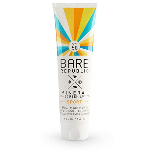 Bare Republic - Mineral Sport SPF 50 Sunscreen Lotion