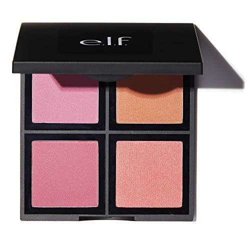 E.l.f Cosmetics - e.l.f. Blush Palette Light, 0.56 Ounce