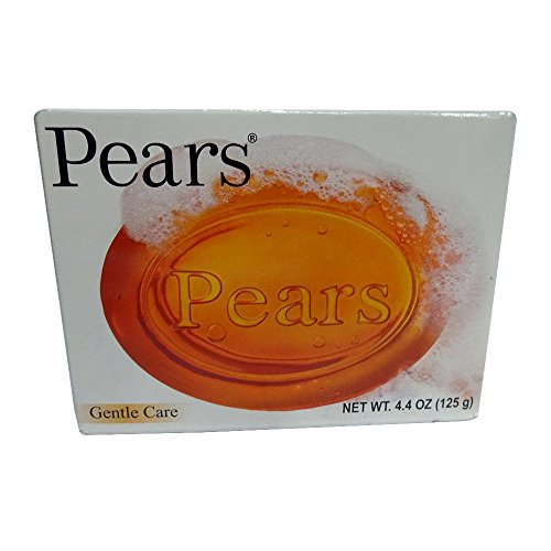 Pears - Soap Gentle Care Transparent