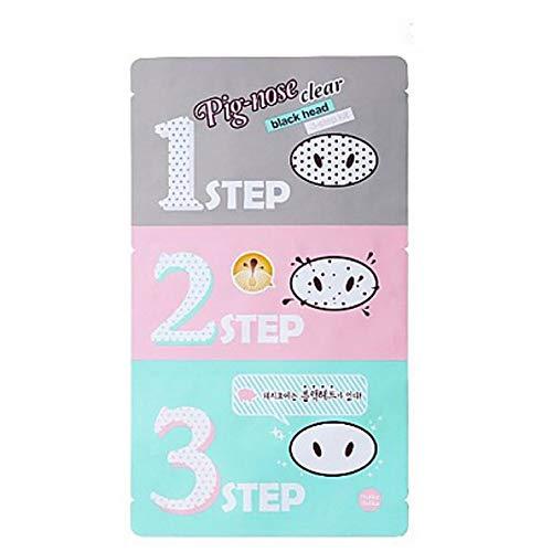 Holika Holika - Holika Holika Pig Nose Clear Blackhead 3-Step Kit (1 Pack),