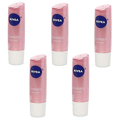 Nivea - Shimmer Lip Care