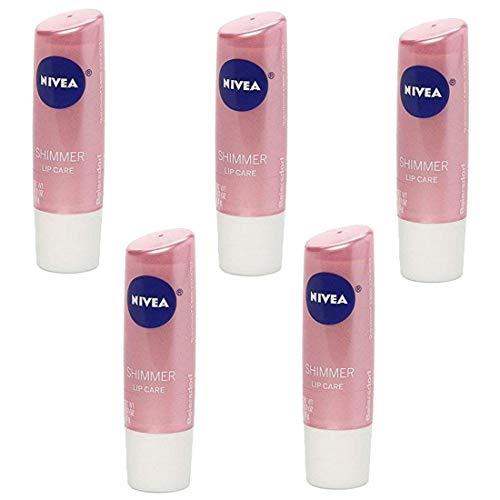 Nivea - Shimmer Lip Care