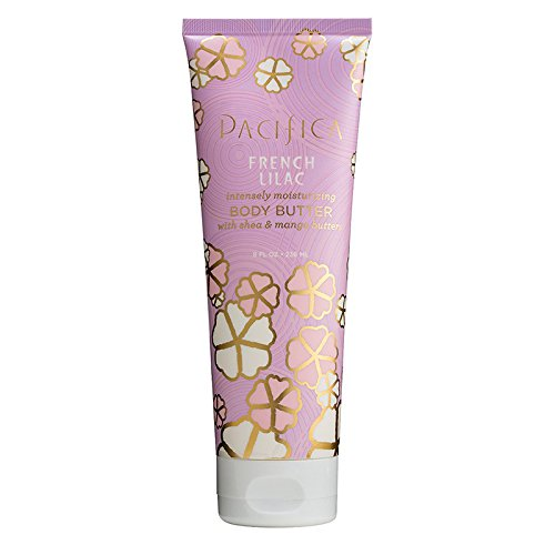 Pacifica - Pacifica Body Butter, French Lilac, 8 Ounce