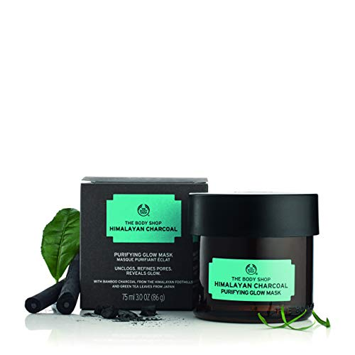 The Body Shop - Himalayan Charcoal Purifying Glow Face Mask