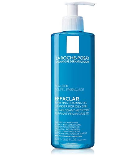 La Roche-Posay - Effaclar Purifying Foaming Face Wash Gel Cleanser