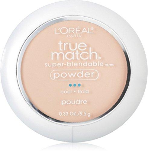 L'Oreal Paris - L'Oreal True Match Powder, Natural Ivory [C2], 0.33 oz (Pack of 3)