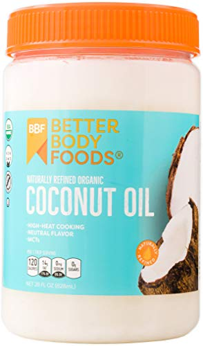 BetterBody - BetterBody Foods Organic Extra Virgin Coconut Oil