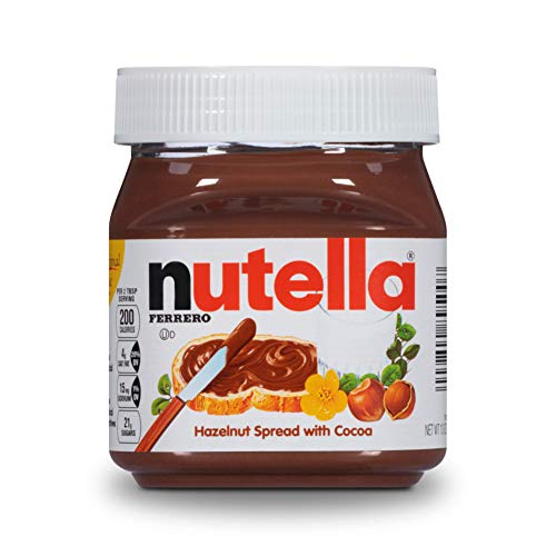 Nutella - Nutella Hazelnut Spread, 13 Ounce - 15 per case.