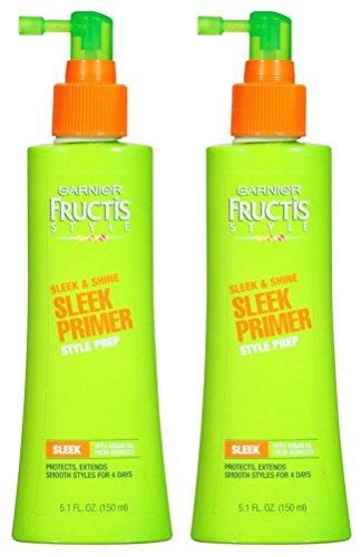 Garnier - Garnier Fructis Sleek & Shine Primer 5.1 Ounce (150ml)