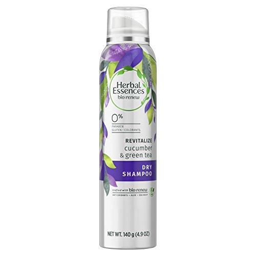 Herbal Essences - Herbal Essences Biorenew Cucumber & Green Tea Dry Shampoo, 4.9 FL OZ