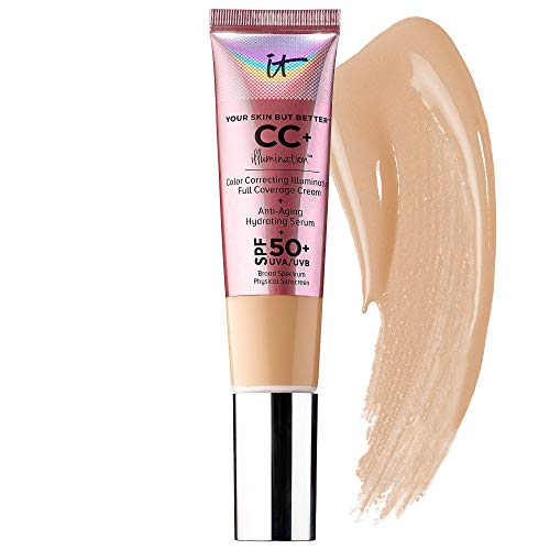 It Cosmetics - CC Illumination Cream with SPF 50+ (Light)