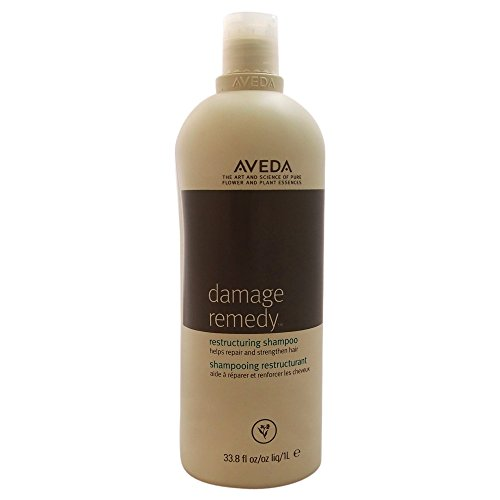 Aveda Aveda Damage Remedy Shampoo 33.8oz with Quinoa Protein Helps Repair and Strengthen Damaged Hair