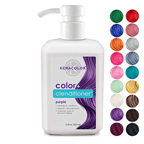 Keracolor - Color Plus Clenditioner, Purple