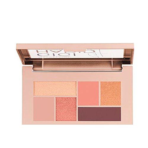 Maybelline - Maybelline New York Gigi Hadid Eyeshadow Palette, Warm, 0.14 Ounce