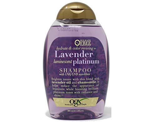 Ogx - OGX Hydrate & Color Reviving + Lavender Luminescent Platinum Shampoo
