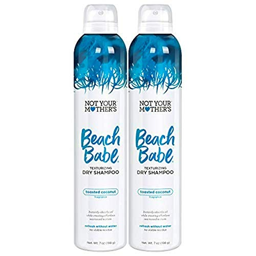 Not Your Mother's - Not Your Mothers Shampoo Dry Beach Babe 7 Ounce Texturizing (207ml) (3 Pack)