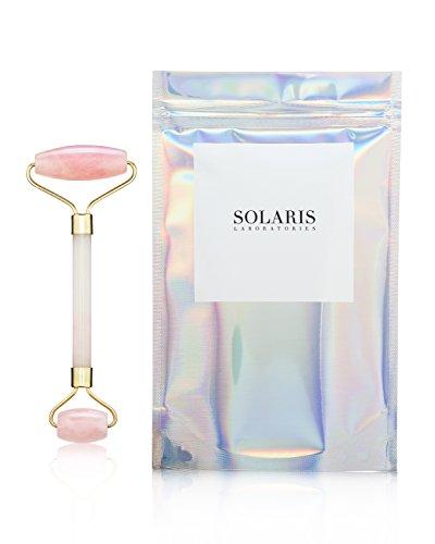 Solaris Laboratories Ny - Rose Quartz Facial Roller
