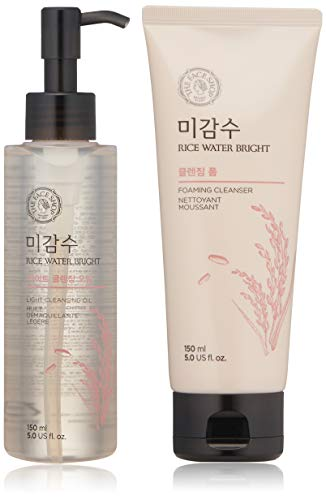 The Face Shop - Rice Water Bright Cleansing Foam