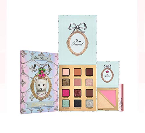 Toofaced - Enchanted Beauty Unbearably Glam Holiday Limited Edition Makeup Collection