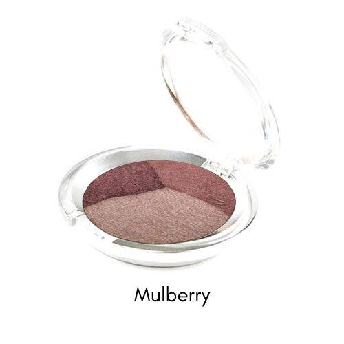 Ageless Derma - Ageless Derma Mineral Makeup Baked Eyeshadow Trio-Vegan Eye shadow (Mulberry)