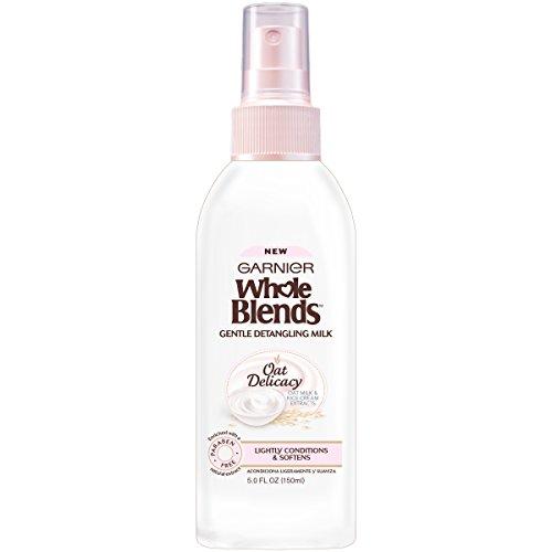 Garnier - Garnier Whole Blends Gentle Detangling Hair Milk Oat Delicacy, 5 fl. oz.
