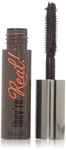Benefit - benefit cosmetics bag set mini package they are real mascara tinted lash primer browvo conditioning primer travel size