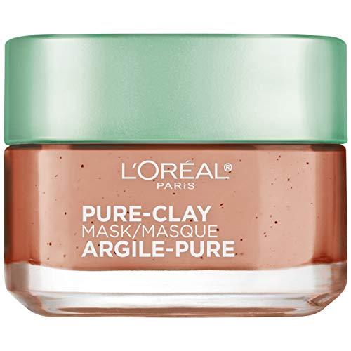 L'Oreal Paris - Pure Clay Mask Exfoliate And Refine Pores