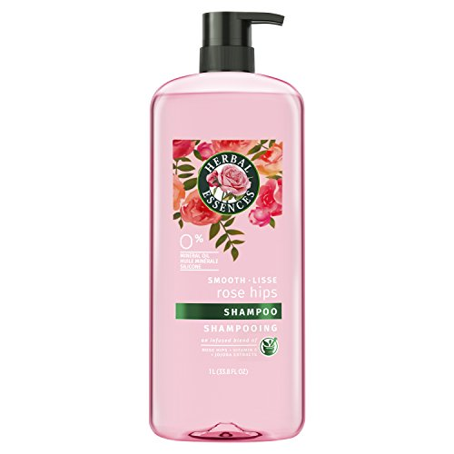 Herbal Essences - Smooth Collection Shampoo with Rose Hips & Jojoba Extracts