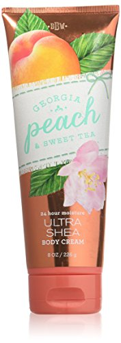 Bath & Body Works - Bath & Body Works Georgia Peach & Sweet Tea Ultra Shea Body Cream - Lot of 3