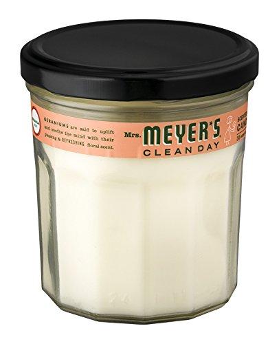 Mrs. Meyer's Clean Day - Mrs. Meyer'S Candle Geranium Jar