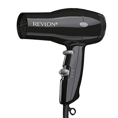 Revlon - Revlon 1875W Compact Travel Hair Dryer
