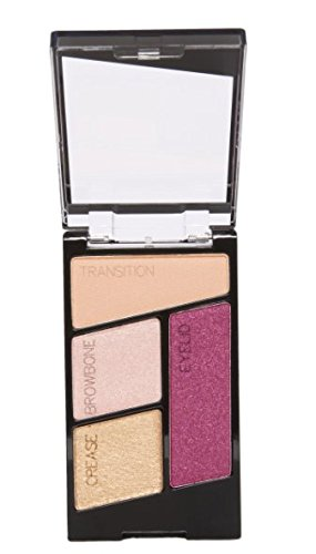 Wet N' Wild - Color Icon Eyeshadow Quad, Flock Party