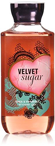 Bath & Body Works - Signature Collection Shower Gel Velvet Sugar