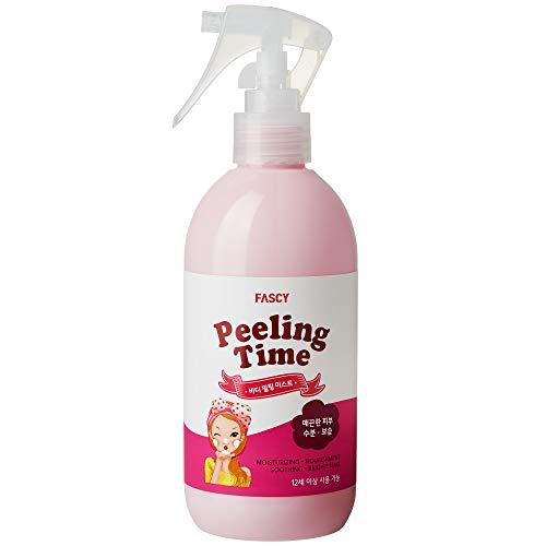 Fascy Fascy Peeling Time, Body Peel Korean, Korean peel, [ 1 x 10.14 Fl. Oz. ][300ml]