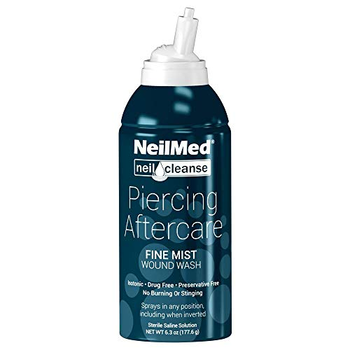 NeilMed NeilMed Cleanse Piercing Aftercare, 6 Fluid Ounce