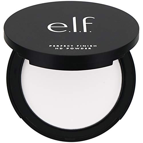 E.l.f Cosmetics - e.l.f. Studio Perfect Finish HD Powder - Translucent Net Wt. 0.28oz (8g)