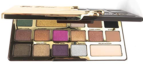 Toofaced Chocolate Gold Eyeshadow Palette