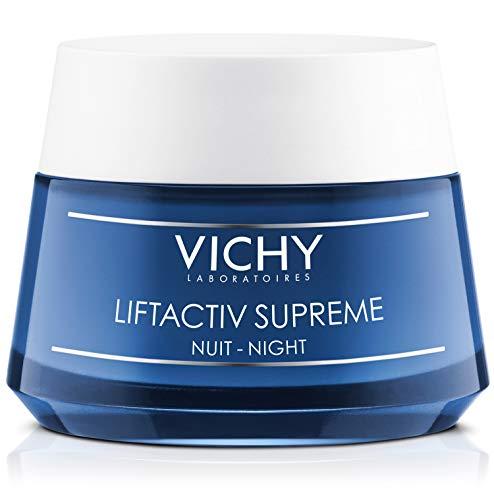 Vichy Vichy LiftActiv Supreme Anti-Wrinkle Night Cream, 1.69 Fl. Oz.
