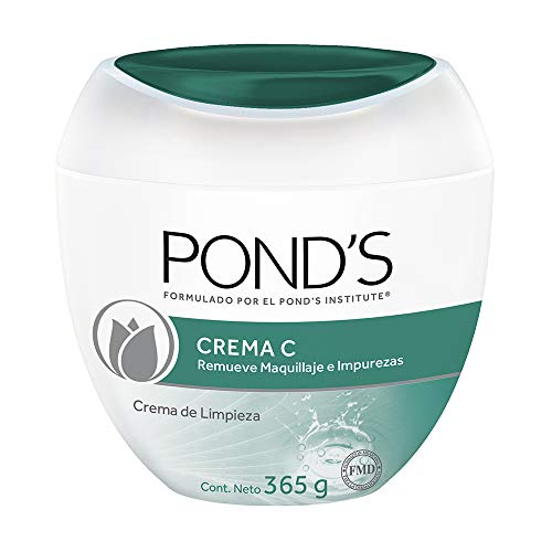Pond's Ponds Cleansing Cream 365g - Crema C de Limpieza (Pack of 1)