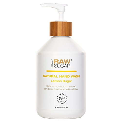 Sugar in the Raw - Raw Sugar Vanilla Bean Sugar Natural Hand Wash