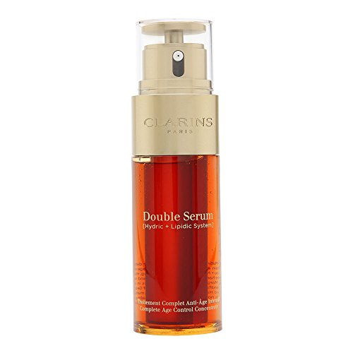 Clarins - Clarins Double Serum (Hydric + Lipidic System) Complete Age Control Concentrate 14967 50ml/1.6oz