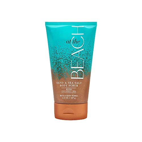 Bath & Body Works - Bath & Body Works 6.6 Ounce Sand & Sea Salt Scrub At the Beach Scent