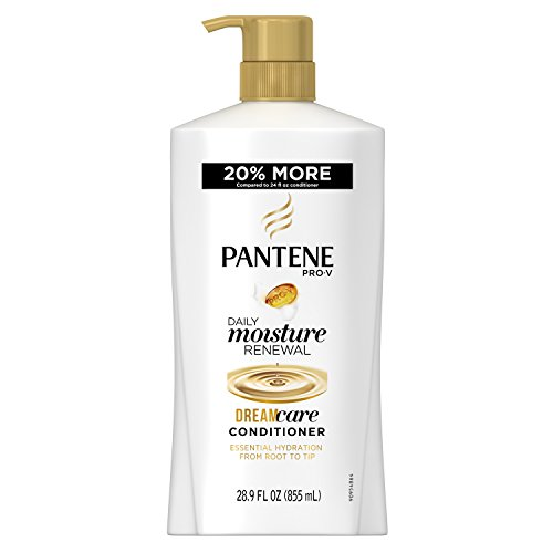 Pantene - Pantene Pro-V Daily Moisture Renewal Conditioner, 28.9 fl oz(Packaging May Vary)