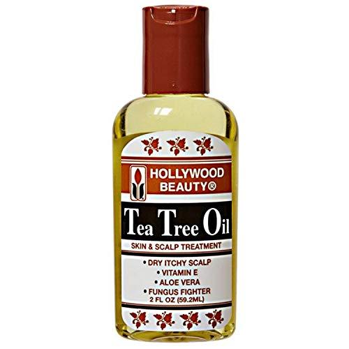 Hollywood Beauty - Hollywood Beauty Tea Tree Oil 2 Ounce (59ml) (3 Pack)