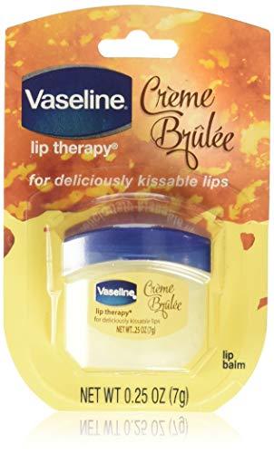 Vaseline - Vaseline Lip Therapy, Creme Brulee 0.25 Oz (3 Pack)