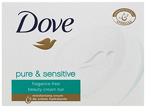 Dove - Sensitive Skin Beauty Bar Unscented