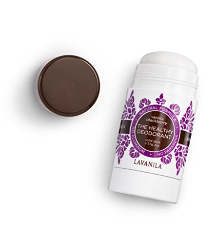 Lavanila - Lavanila The Healthy Deodorant, Vanilla Blackberry, 2 Ounce