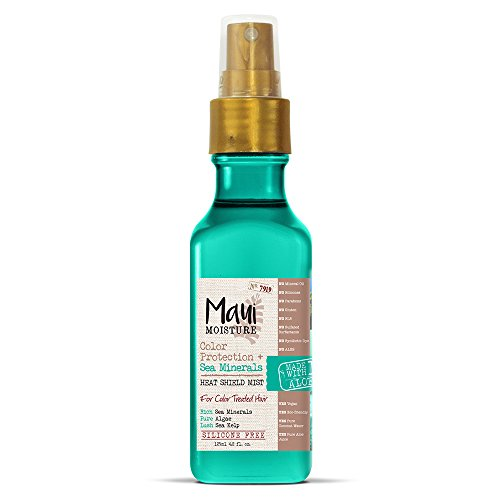 Maui Moisture - Color Protection + Sea Minerals Heat Shield Mist