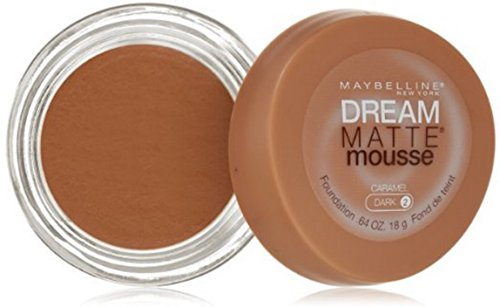 Maybelline - Dream Matte Mousse Foundation